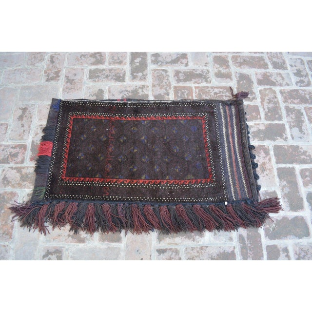 Decorative Handmade Floor Cushion For Sale In Orlando - Image 6 of 6