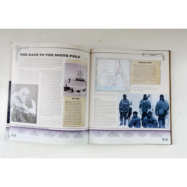 National Geographic History Book: An Interactive Journey For Sale - Image 11 of 13
