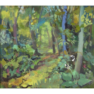 "Amy Griffith Colley ""Path in the Woods"" Print For Sale"