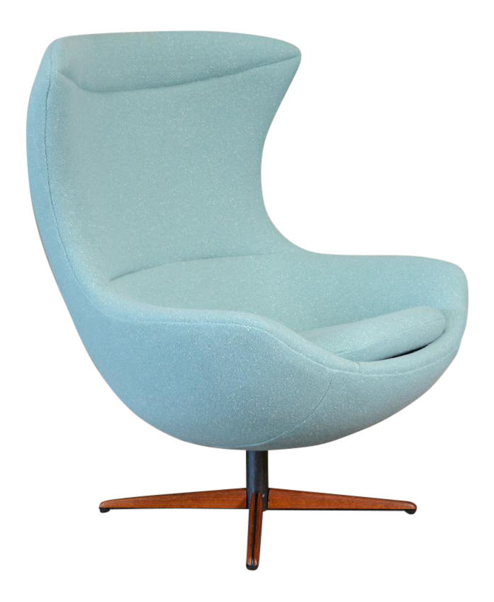 Charmant H.W. Klein For Bramin Mid Century Egg Chair