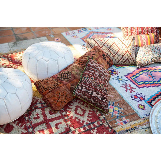 Islamic Berber Pillow For Sale - Image 3 of 3