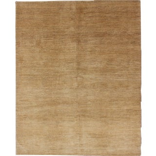 Keivan Woven Arts, 19-0829, Modern Rug With a Solid Design- 6′3″ × 8′1″ For Sale