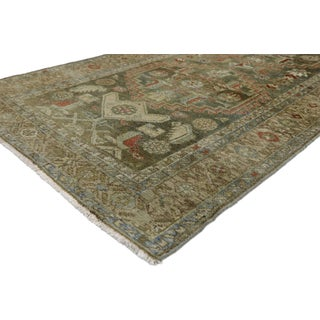 Antique Persian Malayer Style Runner -3′ × 13′5″ Preview