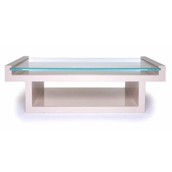 Naula Contemporary Hinge Coffee Table For Sale - Image 4 of 4