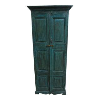 Antique Primitive Wardrobe Cupboard