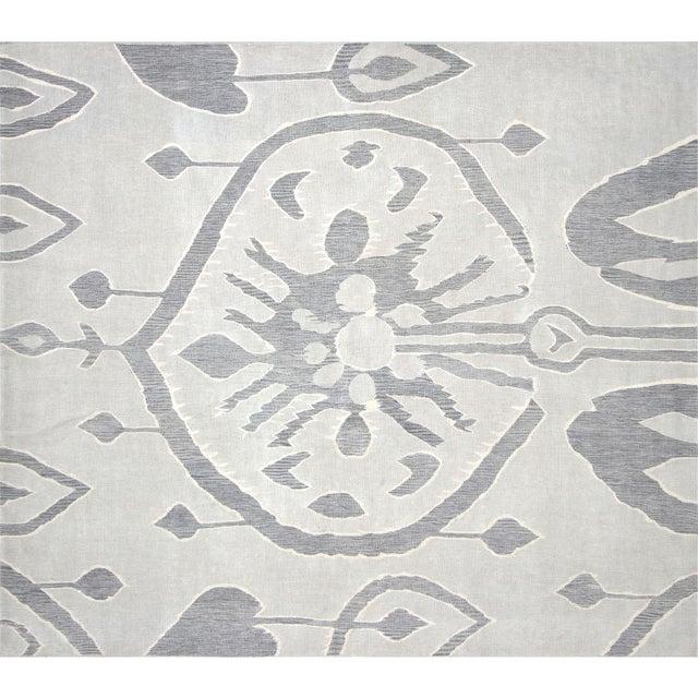 "Nalbandian - Contemporary Egyptian Kilim - 8'9"" X 9'9"" For Sale"