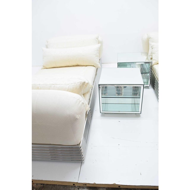 Pair of Brueton Radiator Beds For Sale In Dallas - Image 6 of 13