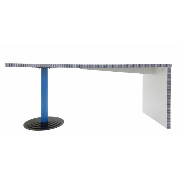 """""""Kroma"""" Desk by Antonia Astori for Driade, Italy, 1980s For Sale - Image 10 of 10"""
