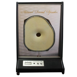 Yamaha Natural Sound Speaker Nippon Gakki Company, Limited For Sale