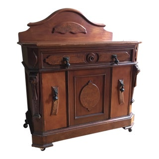 19th Century Victorian Sideboard For Sale