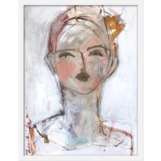 "Medium ""June"" Print by Leslie Weaver, 19"" X 24"" For Sale"