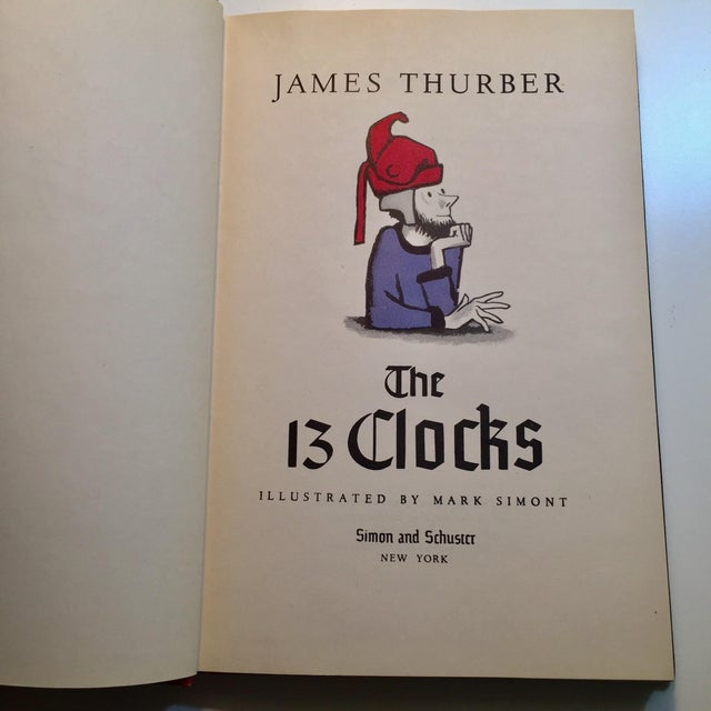 James Thurber The 13 Clocks Book - Image 4 of 8