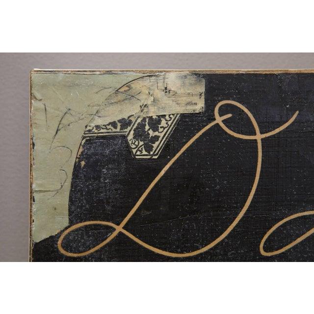 Wood Riva Leviten D-E For Sale - Image 7 of 10