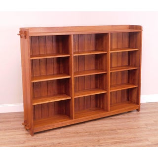 Stickley Mission Collection Cherry Open Bookcase Preview