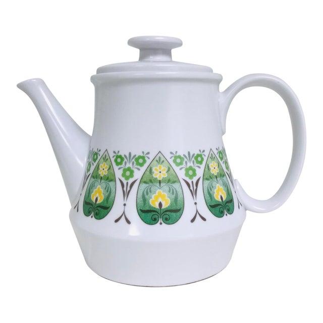 Vintage Noritake Progression Palos Verde Teapot For Sale