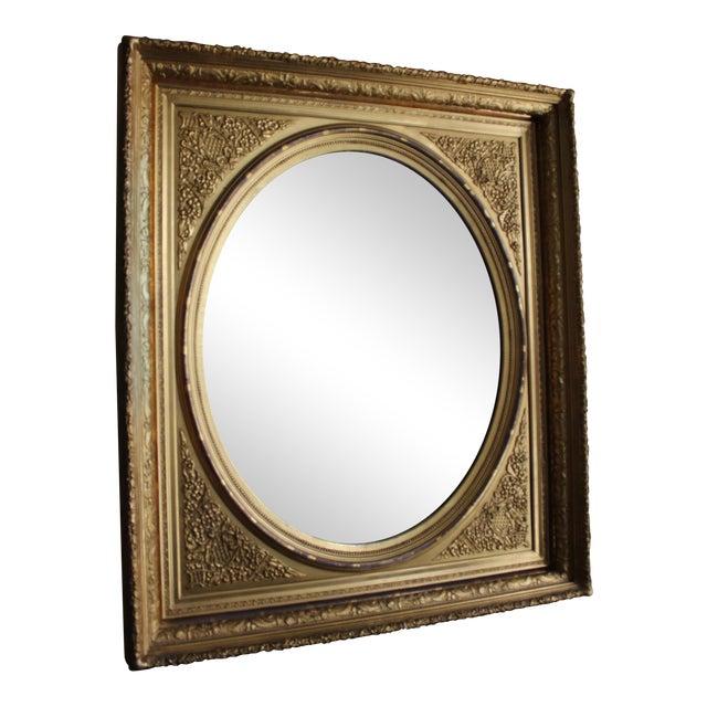Antique Gilt-Wood Framed Mirror - Image 1 of 5