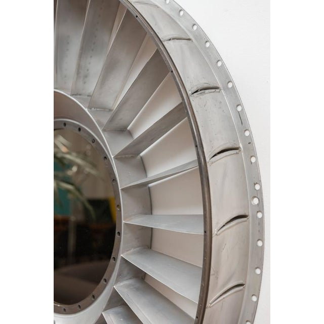 Titanium Jet Engine Mirror For Sale In San Francisco - Image 6 of 9