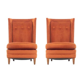 Paul Laszlo Lounge Chairs For Sale