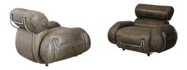 Image of Den Ottomans and Footstools