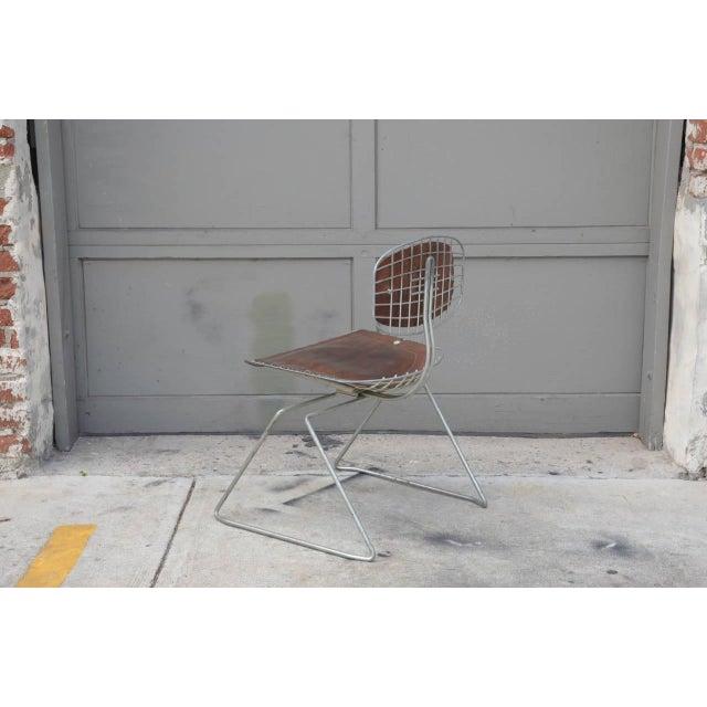 Michel Cadestin 1976 Rare Iconic Chair by Michel Cadestin for the Centre Pompidou For Sale - Image 4 of 7