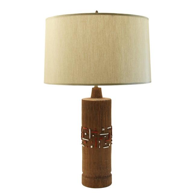 Aldo Londi Mid-Century Ceramic Lamp - Image 1 of 7