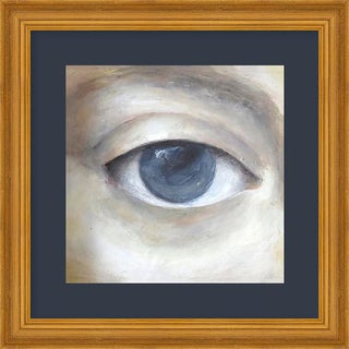 "Small ""Lover's Eye 3"" Print by Susannah Carson, 12"" X 12"" For Sale"