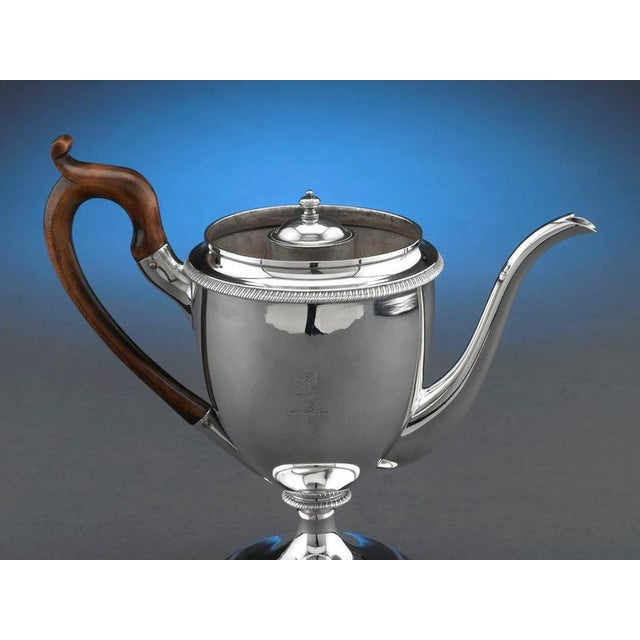 Baroque Silver Argyle Pot by Garrard For Sale - Image 3 of 8