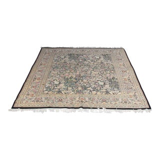 Late 20th Century Vintage Handwoven Persian Rug - 8′ × 10′ For Sale