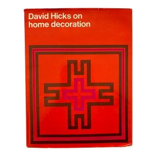 1970s David Hicks on Home Decoration For Sale