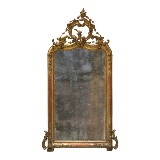 19th Century Mirror For Sale - Image 12 of 12