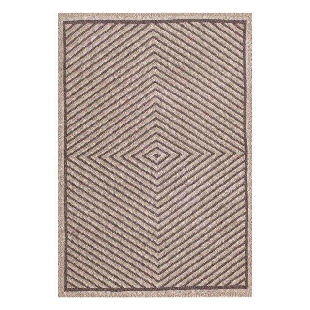 Textile Vintage Swedish Scandinavian Rug - 4′ × 6′ For Sale - Image 7 of 7