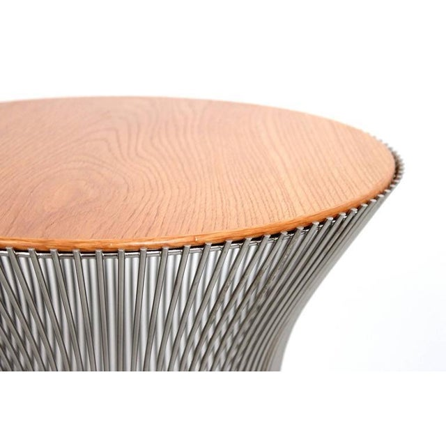 Pair of Side Tables by Warren Platner for Knoll For Sale - Image 9 of 11
