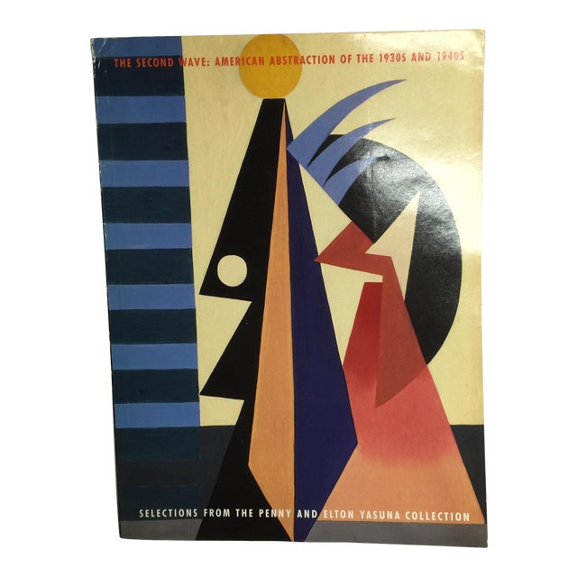 """""""The Second Wave: American Abstraction 1930s-1940"""" For Sale"""