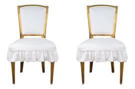 Image of Louis XV Side Chairs