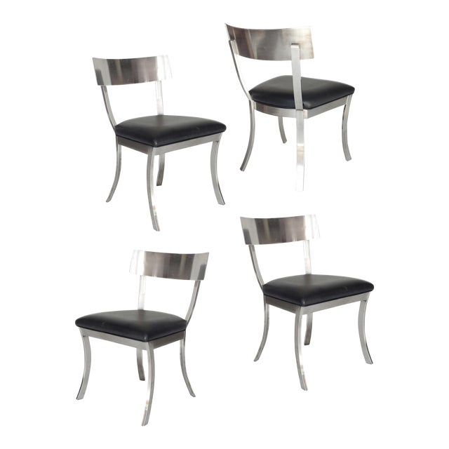 """""""Klismos Style"""" Dining Chairs For Sale"""