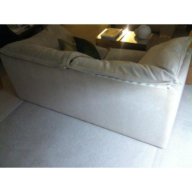 Niels Eilersen N. Eilersen Danish Love Seat For Sale - Image 4 of 5