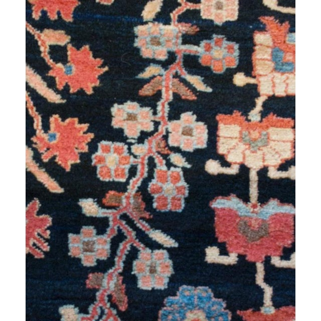 """Islamic Early 20th Century Sarouk Rug - 48"""" x 81"""" For Sale - Image 3 of 6"""