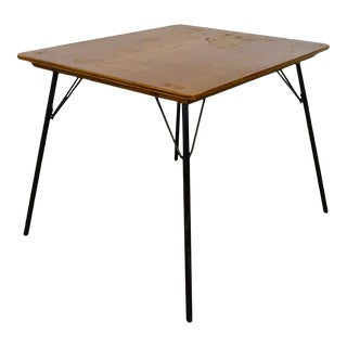 Mid-Century Modern Eames Folding Side Table For Sale