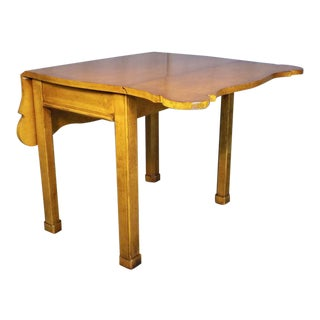 Adaptation by Lane Drop Leaf Maple End Table For Sale