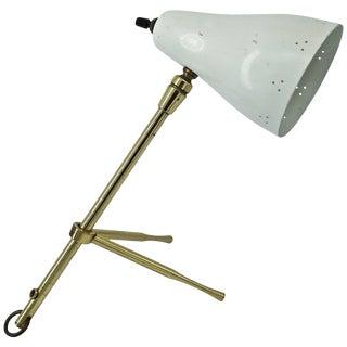 Midcentury Vintage Original 1950s Pinocchio Lamp Sconce Giuseppe Ostuni Oluce For Sale