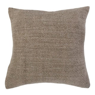 """Hendrick 20"""" Pillow with Insert in Pale Olive For Sale"""