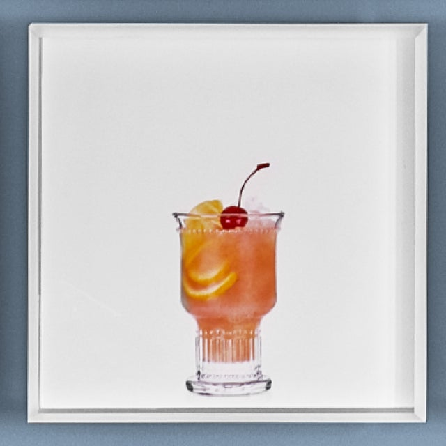 'Brandy Punch' Limited-Edition Cocktail Portrait Photograph For Sale - Image 10 of 10