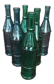 Image of Bottle Green Bottles and Jars and Jugs