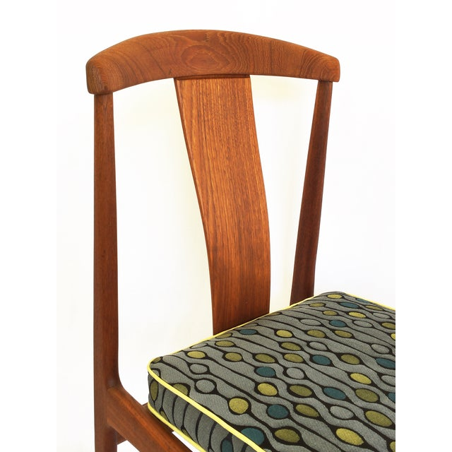 Mid-Century Dux Teak Chair by Folke Ohlsson - Image 6 of 7