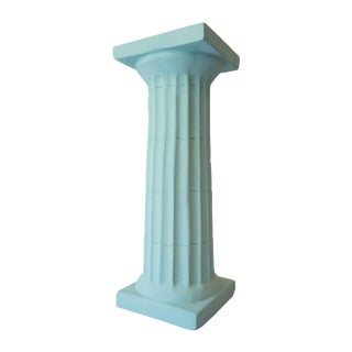 Doric Column Candle Holder For Sale