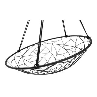 Basket Twig Hanging Swing Chair For Sale
