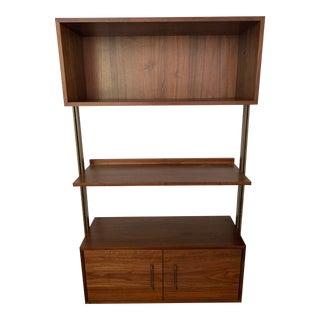 Mid-Century Shelf Unit For Sale
