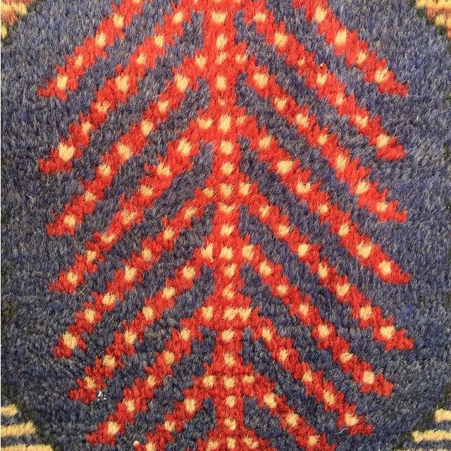 "Sumac Persian Rug 2'8"" x 4'3"" - Image 7 of 8"