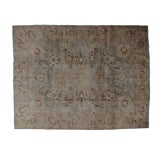 Image of Early 20th Century Antique Persian Tabriz Rug - 8′4″ × 12′ For Sale