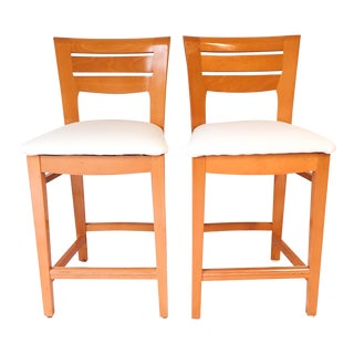 Loewenstein Bar Stools - A Pair For Sale